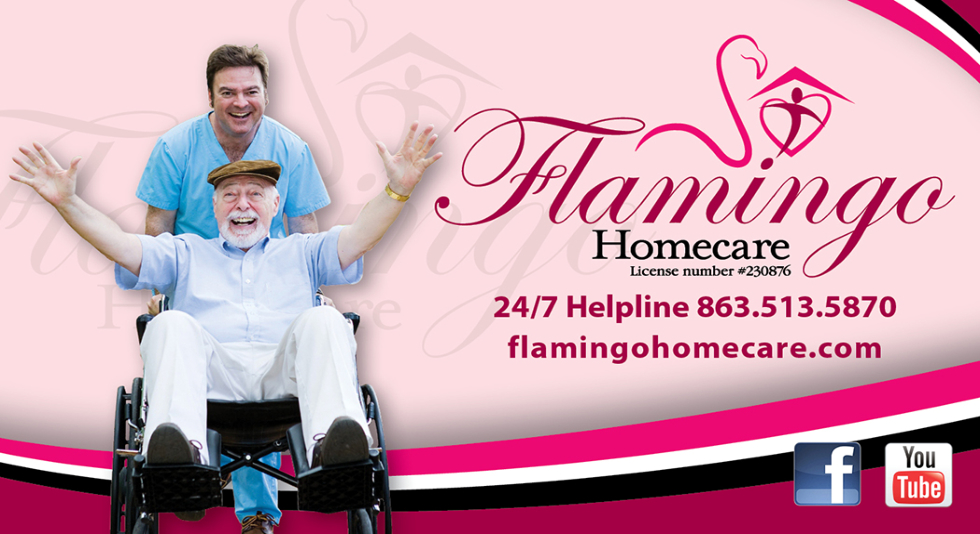 Lakeland Homecare - Best In Home Care Lakeland - Sheila Hollowell - Flamingo Homecare